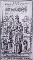 André Richer, évêque de Chalcédoine, tombe à Vauluisant