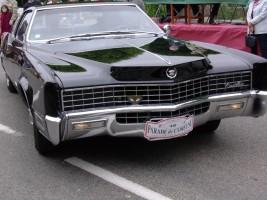 La Cadillac Eldorado 1967 de Frédéric Closier