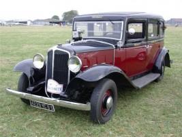 Le taxi G7 1934 de Jean-Philippe Doerflinger