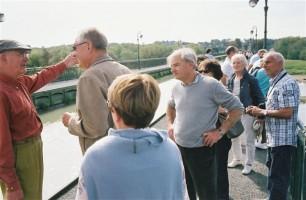 Un ingénieur général des ponts nous explique les problèmes de dilatation des métaux dans le pont-canal