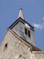 Eglise de Saint Martin: clocher