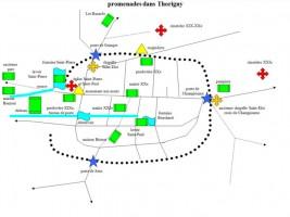 Carte de Thorigny